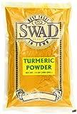 Swad Indian Spice Turmeric Haldi Powder, 14 Ounce