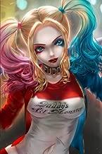 Harley Quinn 2: Harley Quinn from Batman Comic Lined Journal