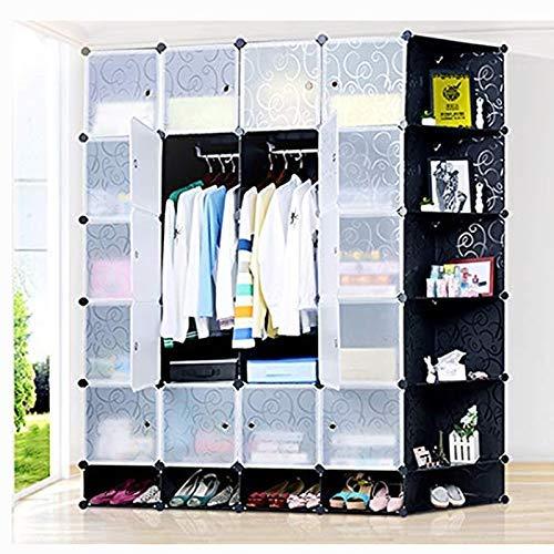 Haushaltsprodukte Tragbarer Kleiderschrank Aufbewahrungsschrank Kommoden für Schlafzimmer Kleiderschrank Tragbarer Kleiderschrank Langlebiger Kleideraufbewahrungsorganisator Vliesstoff-Aufbewahrung