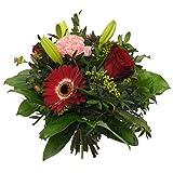 ZUSTELLUNG BIS 28.09. VERSANDKOSTENFREI Blumenstrauß 1000 Dank mit Handgeschriebener Karte Blumenversand