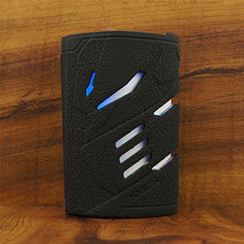 ModShield for Smok T-PRIV 3 300W TC Silicone Case ByJojo T PRIV3 Protective Cover Shield Skin Sleeve (Black)