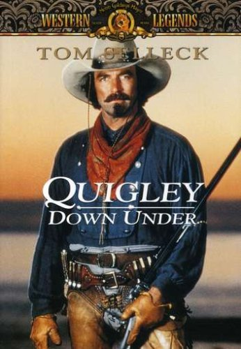 Quigley Down Under NL Import dvd with original English soundtrack