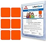 RiptGear Mosquito Patch Stickers for Kids (78 Pack) -...