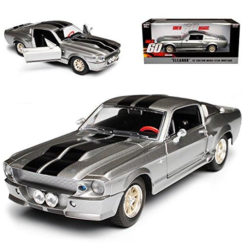 Greenlight Ford Shelby Mustang GT500 Eleanor Nur Noch 60 Sekunden 1/24 Modell Auto