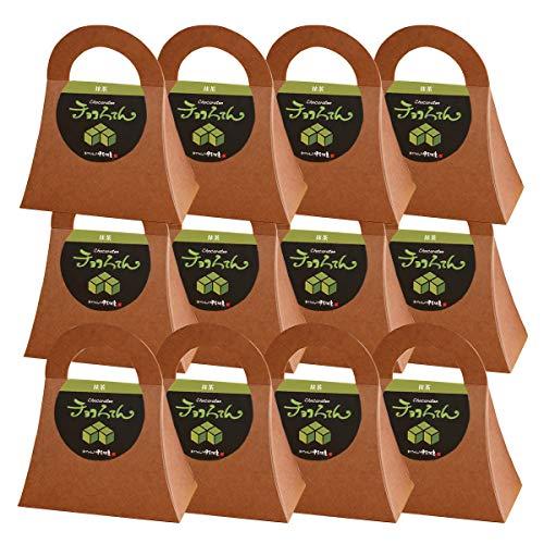 伊豆河童 チョコろてん 12個セット チョコ抹茶味 (抹茶入り角心太95g チョコソース12.5g×2)×12 ホワイトデー 向け