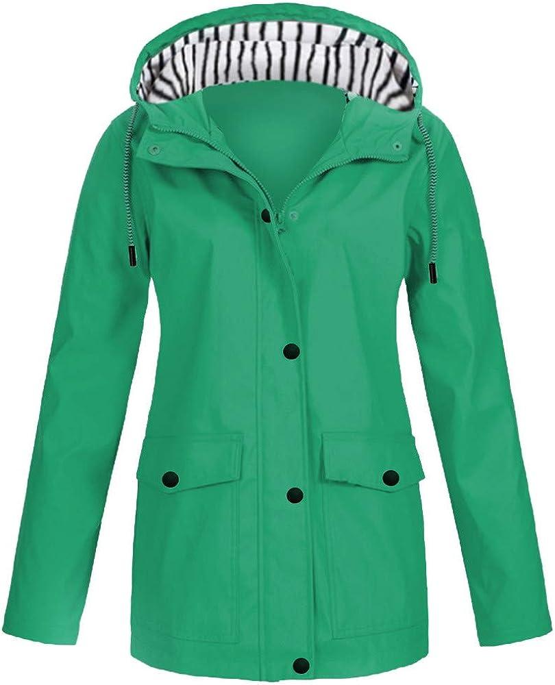 Hoodies Jacket Waterproof Lightweight For Women Jackets Sweatshirts Outwear