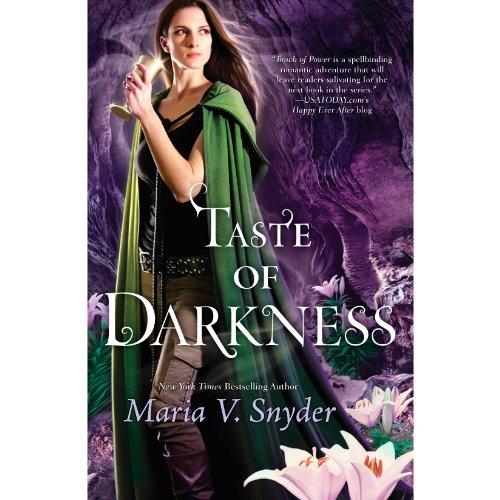 Taste of Darkness cover art