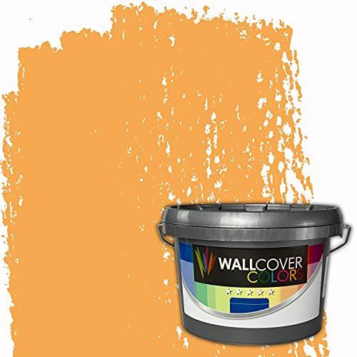 WALLCOVER Colors RAL 1017 - Pintura para interiores (1 L), color amarillo azafrán mate