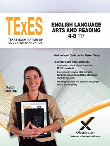 2017 Texes English Language Arts And Reading 4 8 117