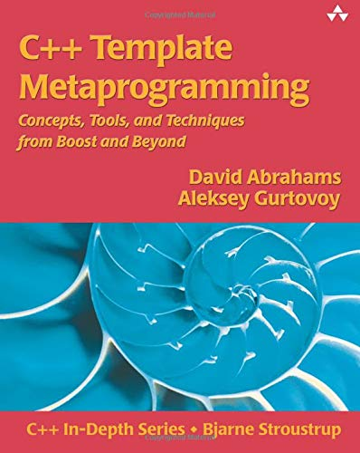 C++ Template Metaprogramming: Concepts, Tools, and Techniques from Boost and Beyond (C++ In-Depth Series)の詳細を見る