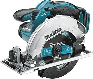 Makita(マキタ)18V XSS02Z 充電式 電気マルノコ 本体のみ 米国規格[商品説明をご確認ください] Circular Saw, 6-1/2-Inch, Tool Only [並行輸入品]