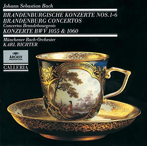 J.S. Bach: Concerto for Violin, Oboe, and Strings in D minor, BWV 1060 - II. Adagio