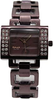 Omax Dress Watch For Women Analog Stainless Steel - 00CA03F55