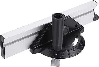 Faway Drillpro - Medidor de inglete para Sierra de Mesa, Regla de ángulo de Empuje de carpintería