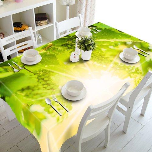 BLUELSS Hôtel de haute qualité Tissu nappe nappes Restaurant de style européen salon table ronde table carré Table Cloth,C,60 x 60 cm