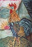 Otto Dix Der Hahn Poster Bild Kunstdruck Lichtdruck