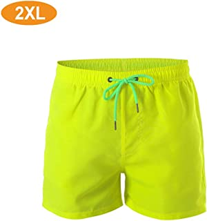 Tickas Men's Shorts Cool Casual Pants Light Thin Section for Outdoor Fitness Sportswear Training Exercise