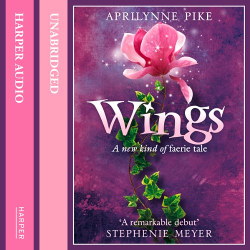 Wings audiobook cover art