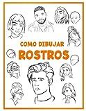 Cómo Dibujar Rostros: Como Dibujar el Rostro de las Personas | Tecnicas de dibujo paso a paso...