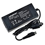 ABLEGRID 6-Pin DIN AC/DC Adapter Fit for Leadman POWMAX KY-05036S-12 12V / 5V Power Supply Cord Cable PS Charger Input: 100-240 VAC Worldwide Use Mains PSU (with 6-Prong Connector.)