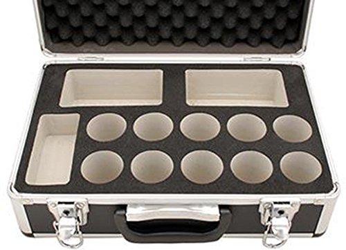 TS-Optics Okularkoffer, Zubehörkoffer mit vorgestanzten Aussparungen, MXCase