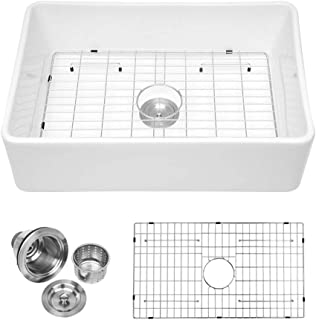 white kitchen sinks uk