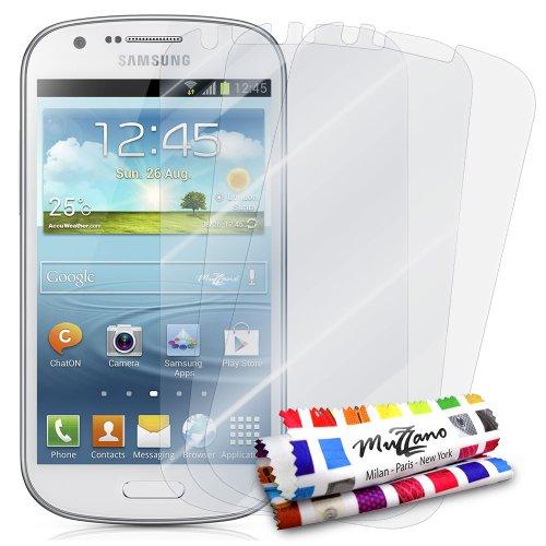 bester der welt MUZZANO FPR-99-227-NNNN Displayschutzfolie, Samsung Galaxy Express, transparent 2021