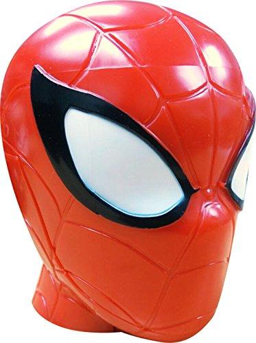 Reloj Digital en Caja de plastico con Forma de Spiderman