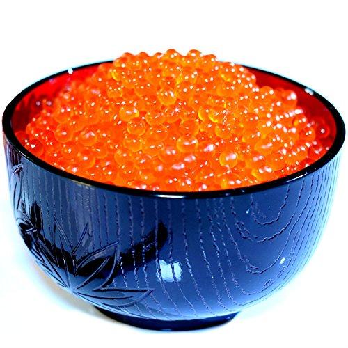 黒帯 いくら醤油漬け 北海道産 天然鮭イクラ 訳あり ノンドリップ製法 (250g1箱)