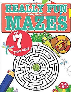 Best 7 year maze Reviews