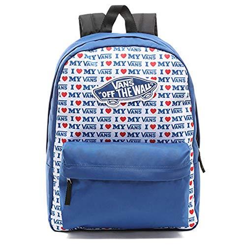 Vans Realm Backpack Mochila Unisex Azul Sin talla