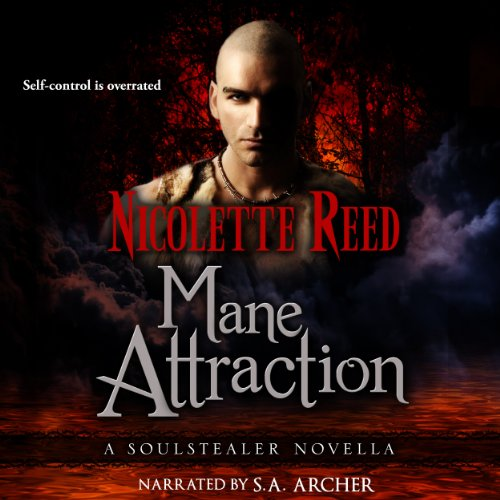 Mane Attraction audiobook cover art