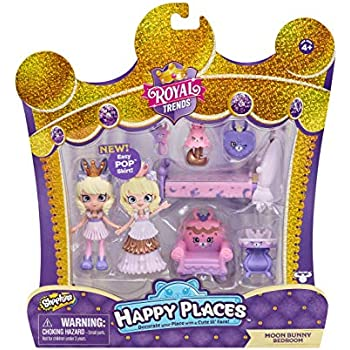 Shopkins Happy Places Welcome Pack - Moon Bun   Shopkin.Toys - Image 1