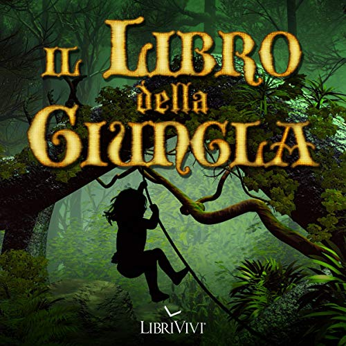 Il libro della giungla [The Jungle Book] cover art