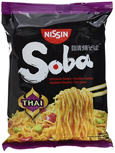 Soba Bag Thai 9er Pack ( 9 x 109g)