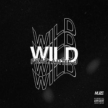 WILD (feat. Artie J)