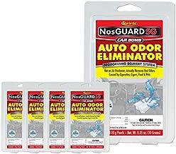 Star Brite 19970 NosGuard SG Auto Odor Eliminator Smoke Pet & Foul Odor Control 5 Pack Deal