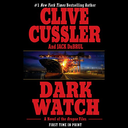 Dark Watch audiobook cover art