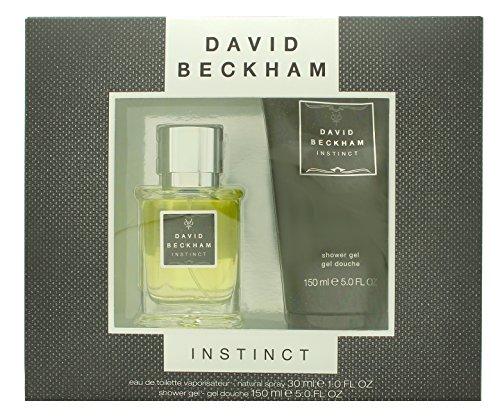 David Beckham Instinct Gift Set 30ml EDT + 150ml Hair & Body Wash