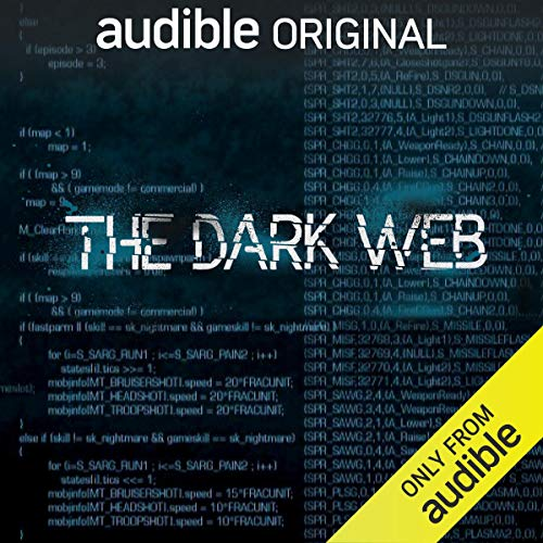 Page de couverture de The Dark Web