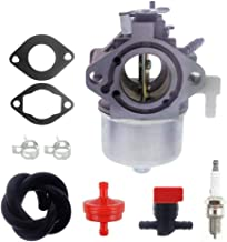 ANTO 699831 Carburetor Kit for Briggs & Stratton 694941 28D700 28M700 28R700 28T700 28V700 289700 283702 283707 284702 284707 284777 286702 286707 Engines Lawnmover Tractor