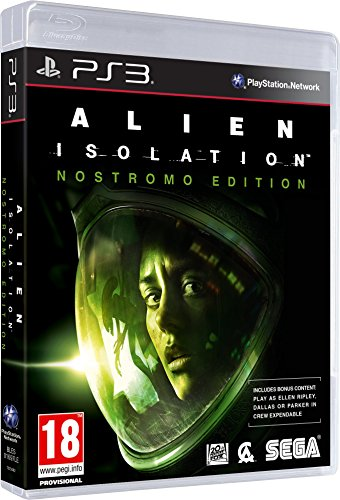 Alien: Isolation - Nostromo Edition (Playstation 3) [UK IMPORT]