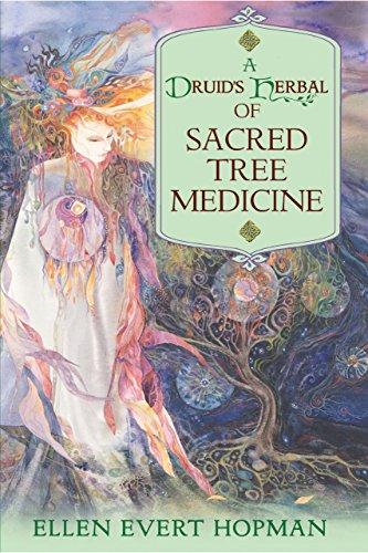 Druids Herbal Of Sacred Tree Medicine by Ellen Evert Hopman (21-May-2008) Paperback