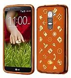 LG G2 Case, Cruzerlite Experience TPU Case (EXP Case)