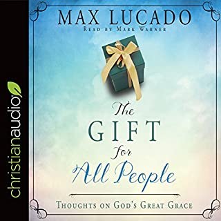 The Gift for All People audiobook cover art