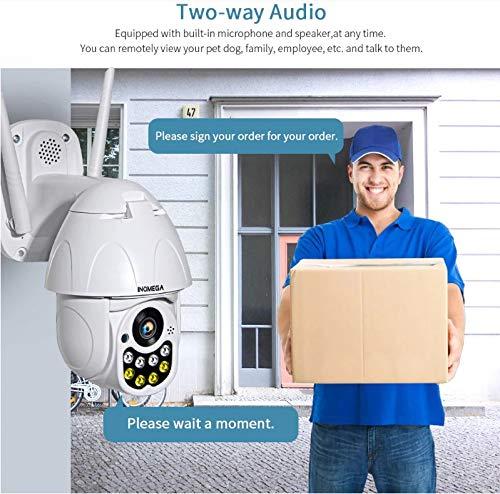YOOSEE 2MP Smart Draadloze Afstandsbediening 360 Waterdichte IP APP Camera