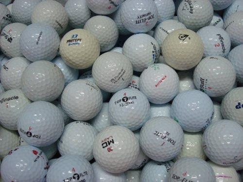 100 Palline Palle (Balles de Golf, Golfbälle) da Golf USATE Cat. AAA-AA Start Mix