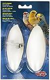 Living World Os de Seiche pour Oiseau 13 cm - Lot de 2
