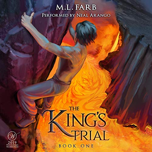 The King's Trial Audiobook By M. L. Farb cover art
