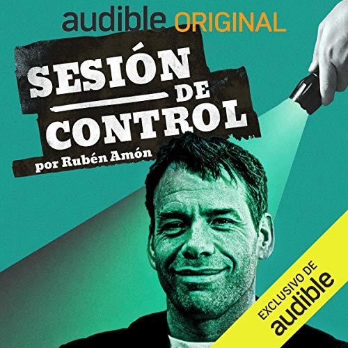 Diseño de la portada del título Sesión de Control